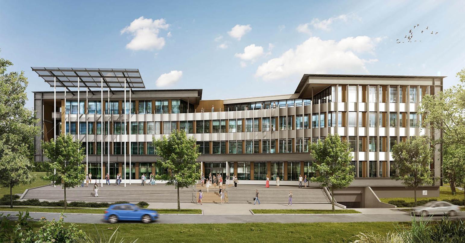 Delta Green Immeuble de bureau