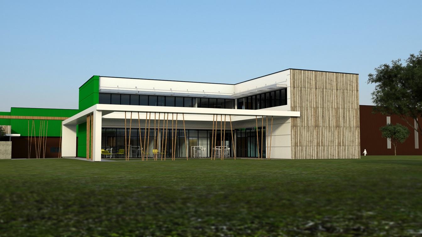 Construction usine Coteaux Nantais Loire atlantique